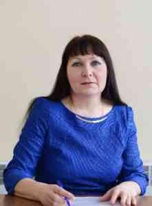 Никачева Людмила Евгеньевна